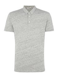 Minimum Men's Delgany Polo Light Grey