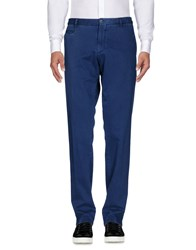 Altea Dal 1973 Casual Pants Slate Blue