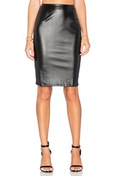 Wyldr Cure Me Pencil Skirt Black