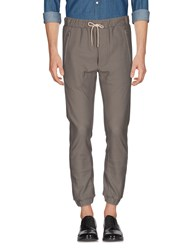 Umit Benan Casual Pants Grey