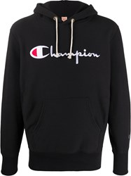 Champion Embroidered Logo Hoodie 60