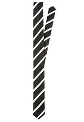 Olymp Level 5 Tie Schwarz Black