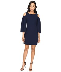 Trina Turk Kaipo Dress Indigo Women's Dress Blue