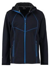 Icepeak Shino Soft Shell Jacket Dunkel Blau Dark Blue