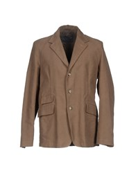 Mcs Marlboro Classics Suits And Jackets Blazers Men Camel