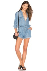 Rails Johnny Romper Blue