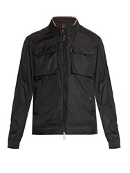 Moncler Levens Lightweight Shell Jacket Black
