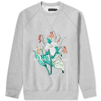 Raised By Wolves Trillium Crew Sweat Grey