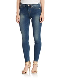 Dittos Kelly Skinny Ankle Jeans Blue