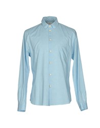 Melindagloss Shirts Sky Blue