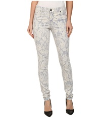 Cj By Cookie Johnson Joy Leggings Printed In Slate Slate Women's Casual Pants Metallic
