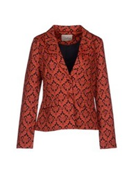 Darling Blazers Red