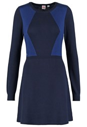 Lacoste Live Jumper Dress Marine Jazz Dark Blue