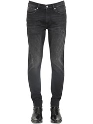 Calvin Klein Jeans Ckj 058 Slim Taper Cotton Denim Black