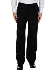 Dandg Trousers Casual Trousers Men Black