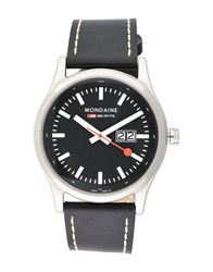 Mondaine Wrist Watches Black