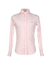 9.2 By Carlo Chionna Shirts Light Pink