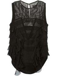 Isabel Marant Tiered Tank Top