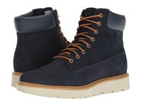 Timberland Kenniston 6 Lace Up Boot Navy Nubuck Women's Lace Up Boots Blue