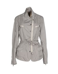 Montecore Coats And Jackets Jackets Women Light Grey