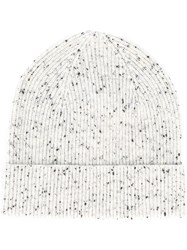 Isabel Marant Chilton Beanie Grey
