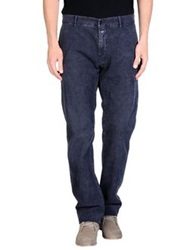 Closed Casual Pants Slate Blue