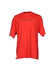 Katin T Shirts Red