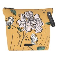 Radley Floristics Large Cosmetics Bag Yellow