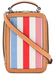 Sonia Rykiel Le Pave Shoulder Bag Multicolour