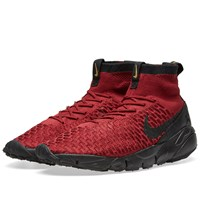 Nike Air Footscape Magista Flyknit Fc Red