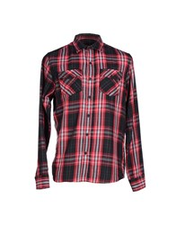 Emerica Shirts Shirts Men Red