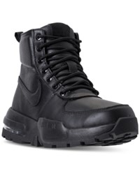 Nike Men's Air Max Goaterra 2.0 Boots From Finish Line Black Black