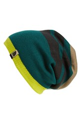The North Face 'Pete N Repeat' Reversible Beanie Venom Yellow