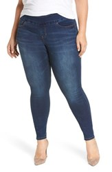 Jag Jeans Plus Size Women's Nora Stretch Skinny Med Indigo