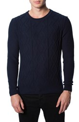 Men's 7 Diamonds 'Nomad' Sweater Navy