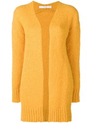 Tela Furby Cardigan Yellow And Orange