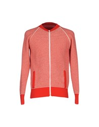 Grp Cardigans Red