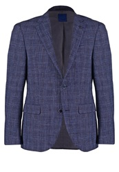 Joop Frico Suit Jacket Blue Dark Blue