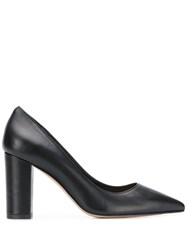 The Seller Pointed Toe Pumps Black