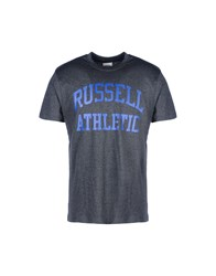 Russell Athletic T Shirts Lead