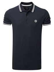 Henri Lloyd Men's Byron Regular Polo Navy