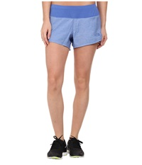 The North Face Ma X Short Coastline Blue Heather Coastline Blue Women's Shorts