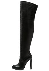 Mai Piu Senza High Heeled Boots Nero Black