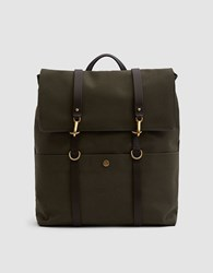 Mismo M S Backpack In Army Dark Brown Army Dark Brown