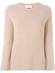 Christian Wijnants 'Kosmos' Jumper Nude And Neutrals