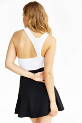 Truly Madly Deeply Asymmetrical Tank Top White