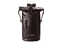 Filson Dry Duffle Backpack Black Backpack Bags