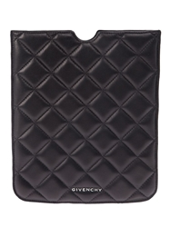Givenchy Quilted Ipad Case Black
