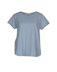Crossley T Shirts Sky Blue