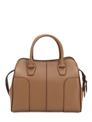 Tod's Sella Soft Top Handle Bag Camel